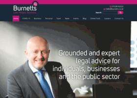burnetts.co.uk