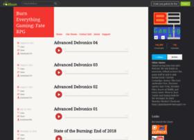 burneverythinggaming.podbean.com