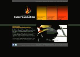 burnfoundation.org.za