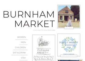 burnhammarket.co.uk