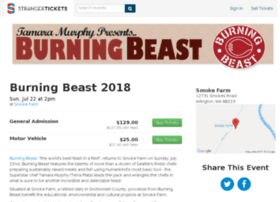 burningbeast.strangertickets.com