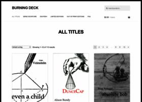 burningdeck.com