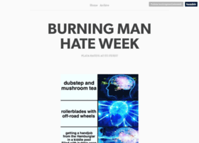 burningmanhateweek.tumblr.com