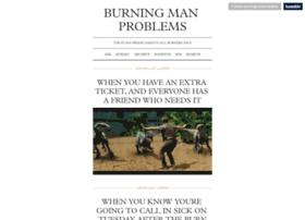 burningmanproblems.tumblr.com