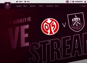 burnleyfootballclub.com