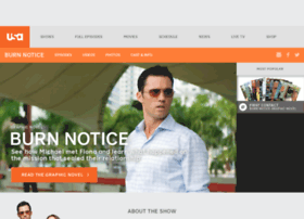 burnnotice.usanetwork.com