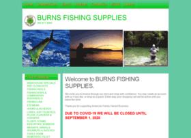 burnsfishingsupplies.com