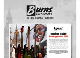 burnsguitars.com