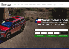 burnsmotors.net