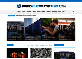 burnsvilleweatherlive.com
