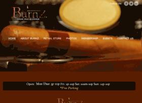 burnzcigars.com