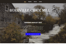 burrvillecidermill.com