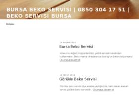 bursa-beko-servisi.com