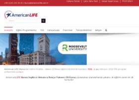 bursa.americanlife.com.tr