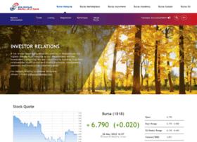 bursa.listedcompany.com