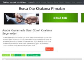 bursaarackiralama.net