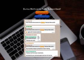 bursamethod.com