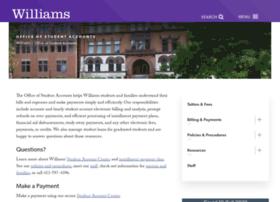 bursar.williams.edu