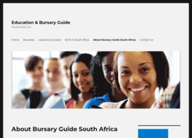 bursaryguide.co.za
