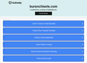 bursnchisels.com