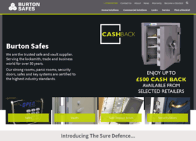 burtonsafes.co.uk