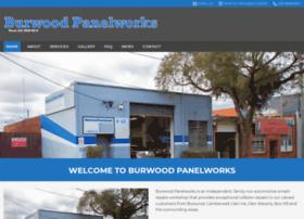 Burwoodpanelworks.com.au