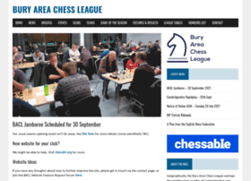 buryleaguechess.org.uk