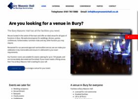 burymasonichall.co.uk