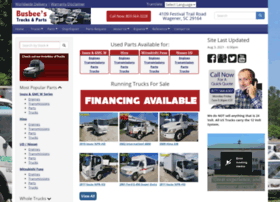 busbeetruckparts.com