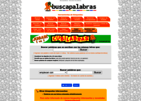 buscapalabras.com.ar