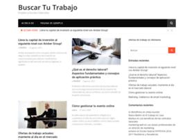 buscartutrabajo.com.ar
