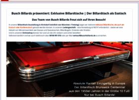 buschbillards.de