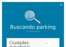 buscoparkings.com