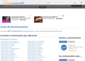 buscorestaurantes.com.mx