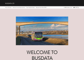busdata.co.uk