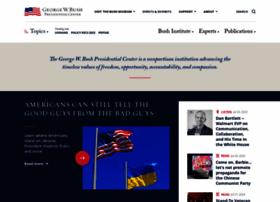 bushcenter.org