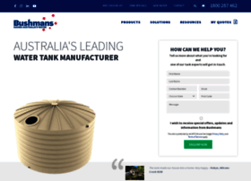 bushmantanks.com.au