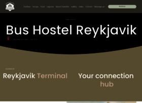 Bushostelreykjavik.com