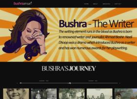 bushraansari.com
