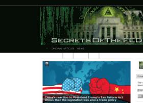 bushrunningdrugs.secretsofthefed.com