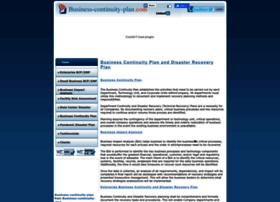 Business-continuity-plan.com