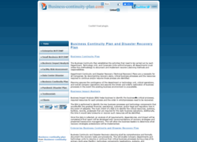 business-continuity-plan.com