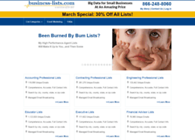 business-lists.com