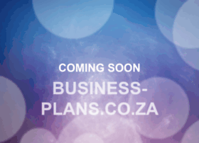 business-plans.co.za