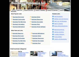 business-resource.biz