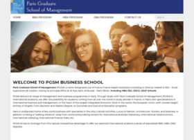 business-school-pgsm.com