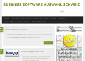 business-software-auswahl.ch