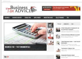 business-tax-advice.com