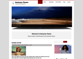 business-theme.techsaran.com