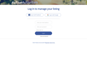 business.activeactivities.co.za